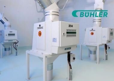 Automatic flow balancer Buhler
