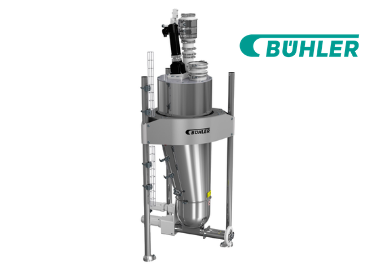 Micro loss-in-weight scale Buhler