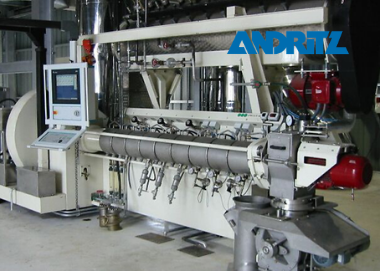 Extruders for Pet Food Processing Andritz